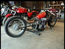 Drop Seat Bobber