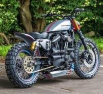 Harley Scrambler