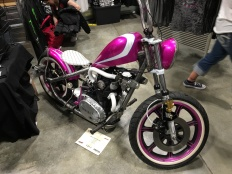 Donnie Smith Bike Show
