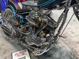 Donnie Smith Bike Show
