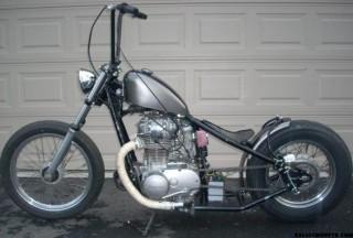 XS650 Bobber