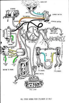 Honda Wiring